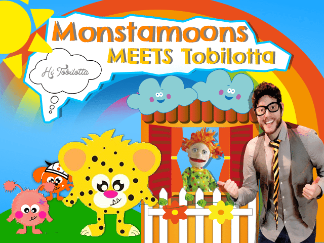 Monstamoons meets Tobilotta
