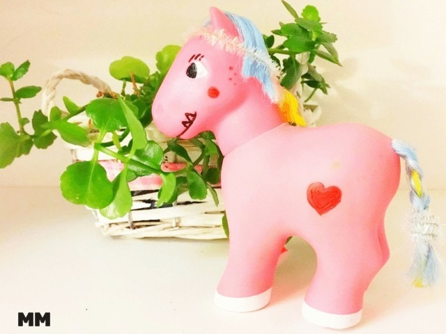 """Pimp my Pony – Mein altes Pony """"wiederbelebt"""""""