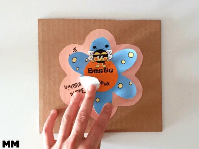 Bastle dir eine Muttertagskarte