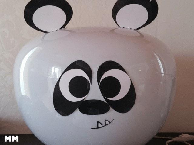Pandalampe ganz einfach