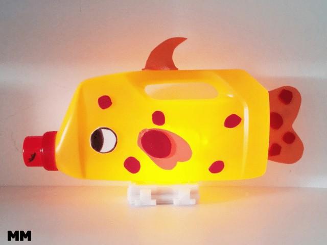 Fischlampe