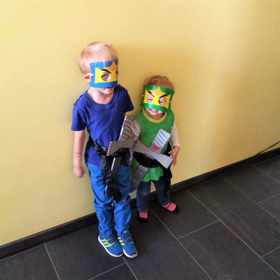 Ninja Einfach Und Schnell Selbst Gemacht Monstamoons