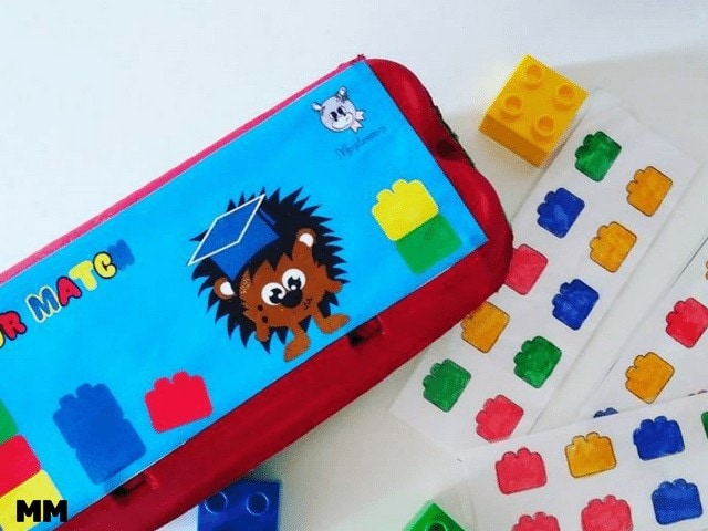 Duplo Mix'n Match Farbenspiel