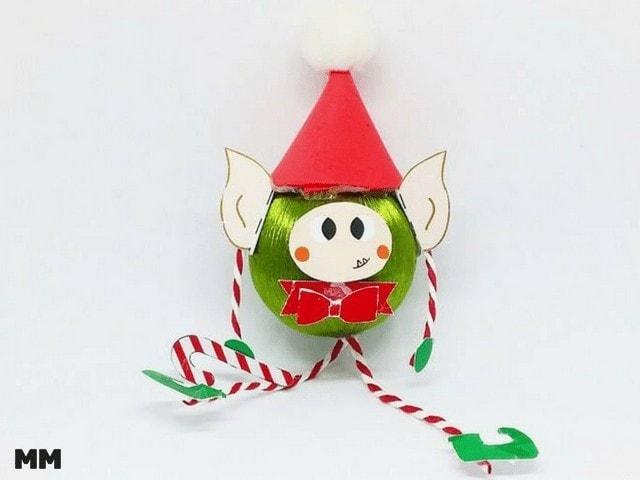 """Elf """"Ladislaus"""" wartet auf euren Christbaum"""