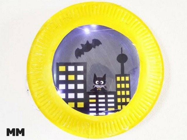 Batman Gute Nacht Licht
