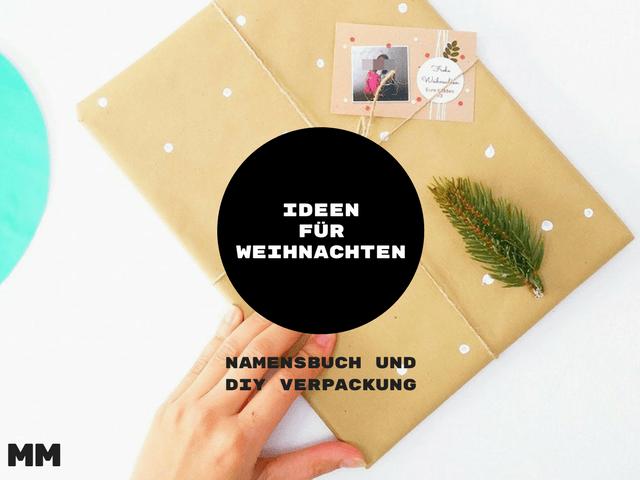 Anzeige – Ideen für Weihnachten mit Smartphoto + DIY Verpackungstipp