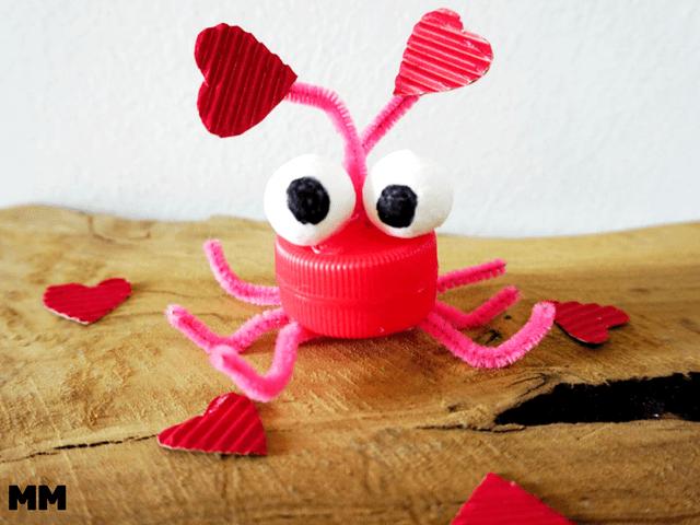 """Süßer """"Love Bug"""" für den Valentinstag"""