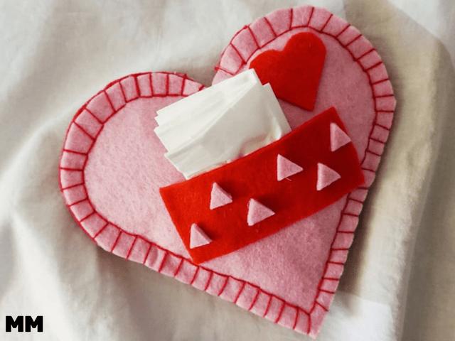 Zirbenholz Duftkissen für den Muttertag