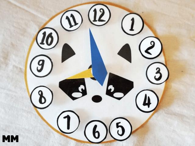 So lernen eure Kids Ziffern und die Uhr
