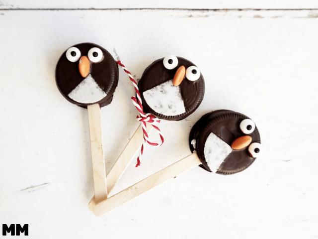 Oreo – Pops Pinguine beim Cuchikind Adventskalender