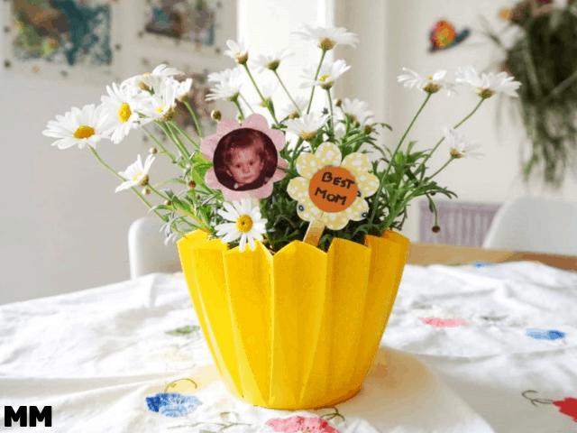 Pflanzen-Topper für den Muttertag