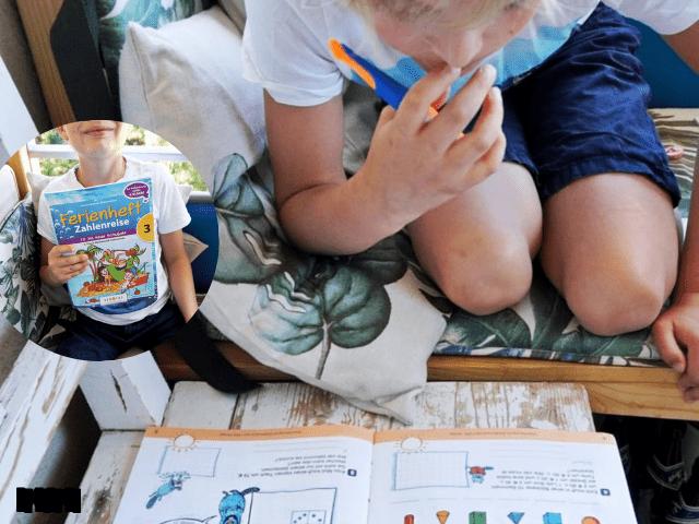 ANZEIGE: Motiviert in die nächste Klasse- Wiederholen von Schulstoff mit den Ferienheften von Veritas