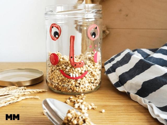Unser easy Granola Rezept – für dich selber oder als Geschenk